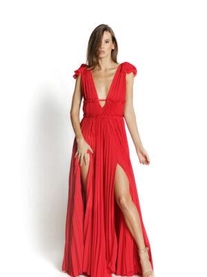 Sukienka Wenecja Red