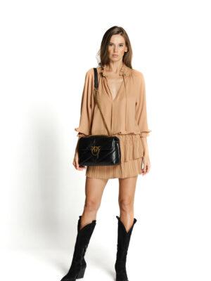 Sukienka Neapol Camel
