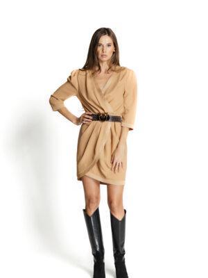 Sukienka Copertino Camel