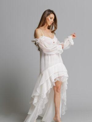 Sukienka Ferrara White