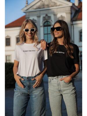 T-shirt Louis Black
