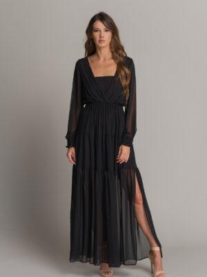 Sukienka Carmen Black